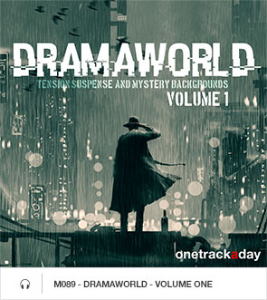 Onetrackaday M089 - Dramaworld - Volume One
