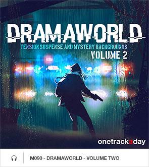 Onetrackaday M090 - Dramaworld - Volume Two