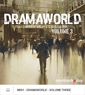 Onetrackaday M091 - Dramaworld - Volume Three