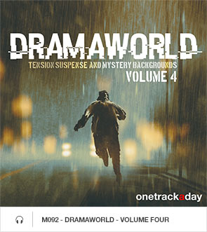 Onetrackaday M092 - Dramaworld - Volume Four